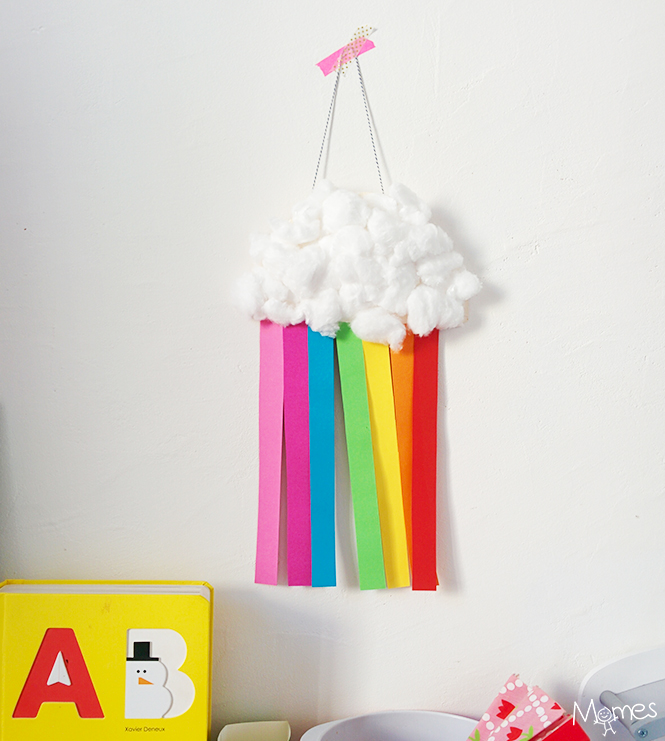 DIY arc en ciel