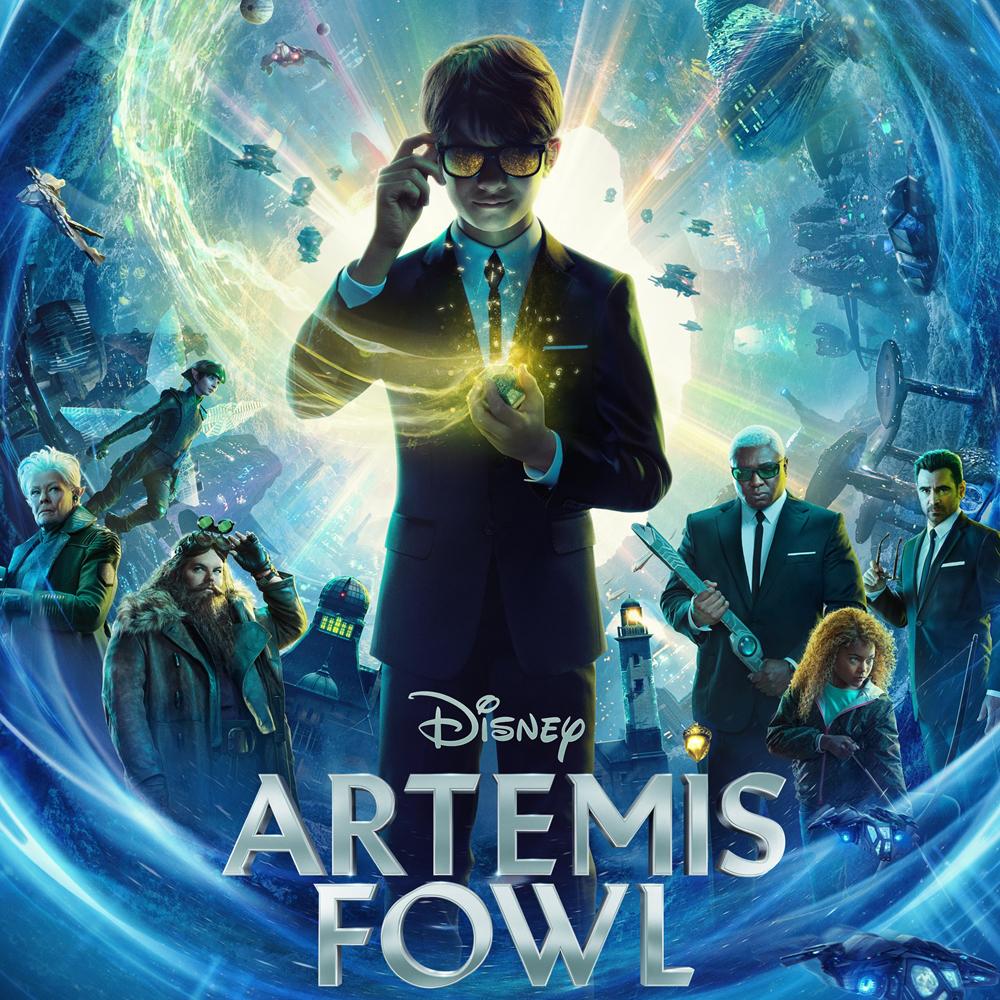 Artemis Fowl : une nouvelle bande annonce explosive et magique pour le prochain film Disney !