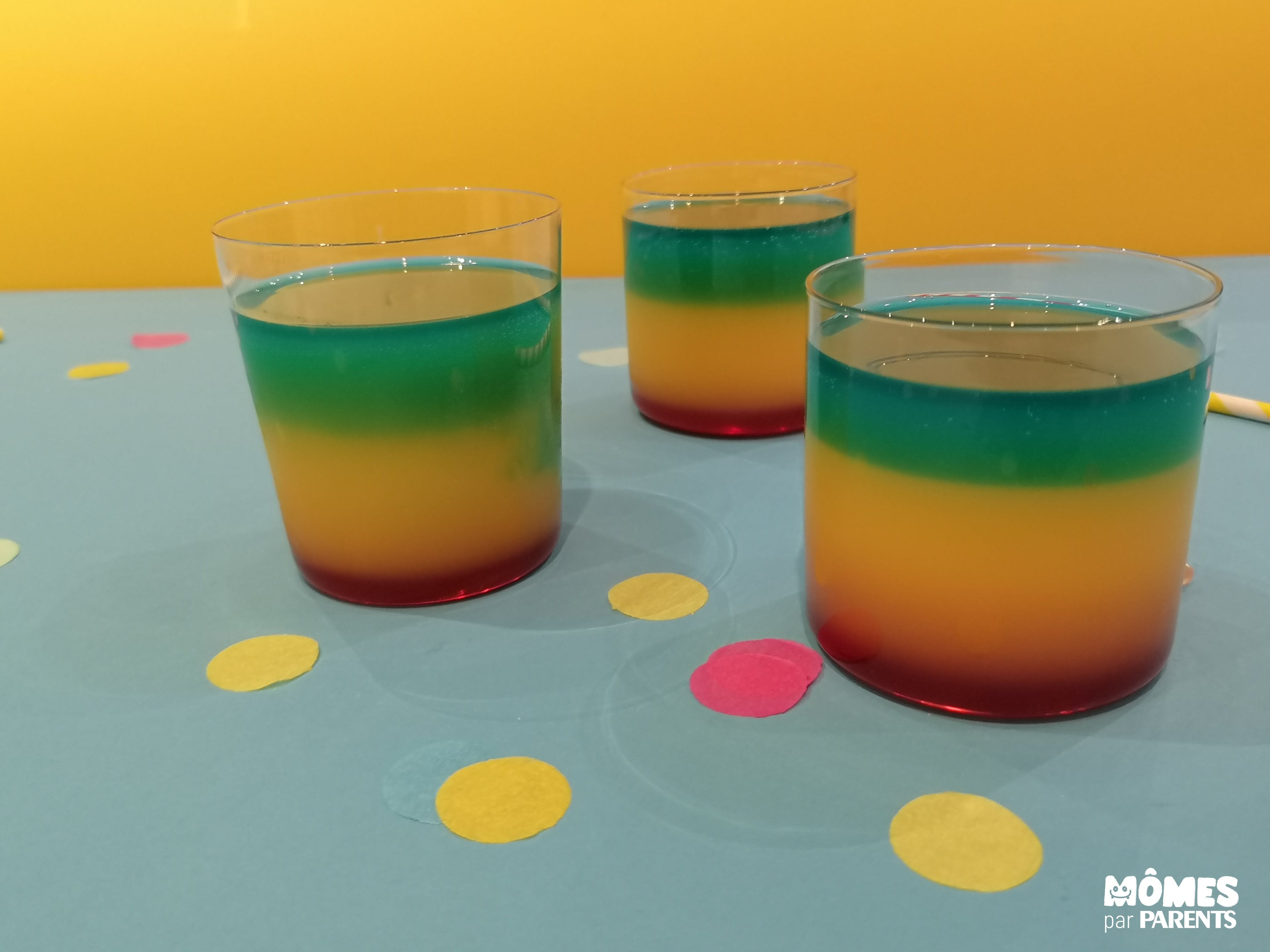 assemblage boisson rainbow 2