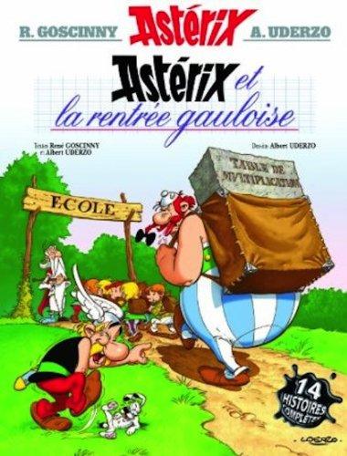 Astérix et la rentrée Gauloise
