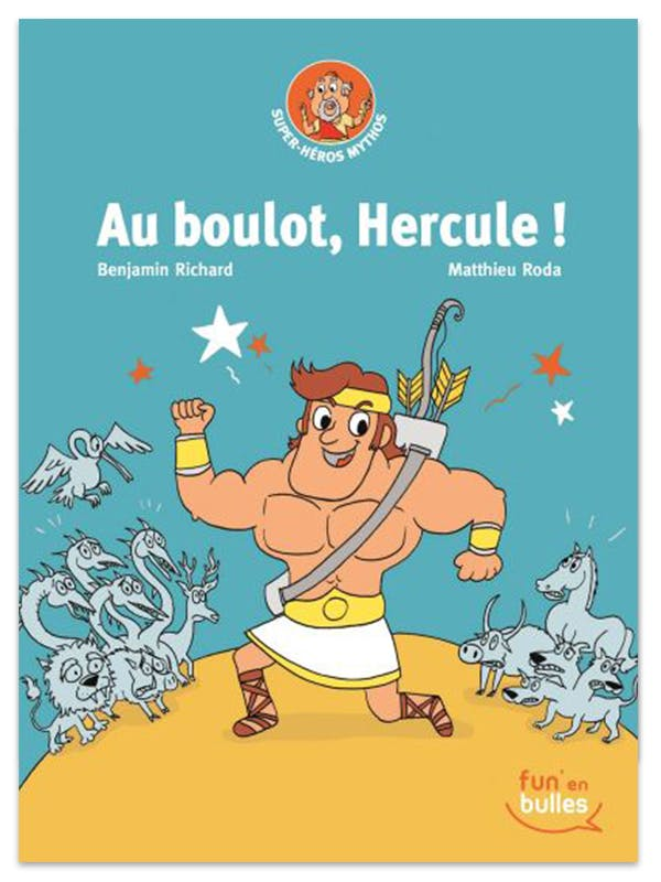 Au boulot, Hercule!