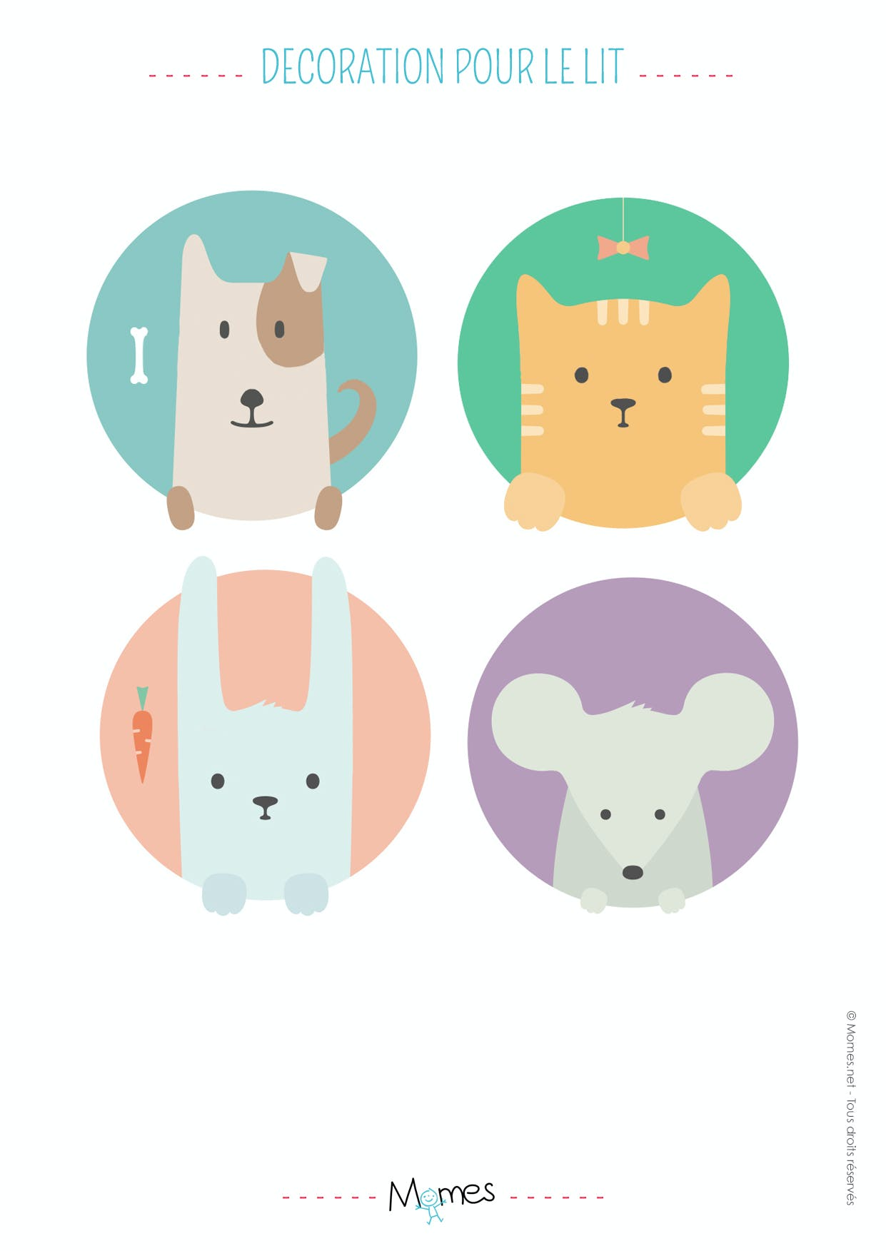 Autocollants animaux imprimer - Animaux a imprimer ...