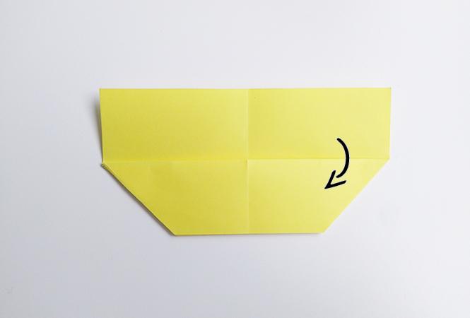 barque en papier