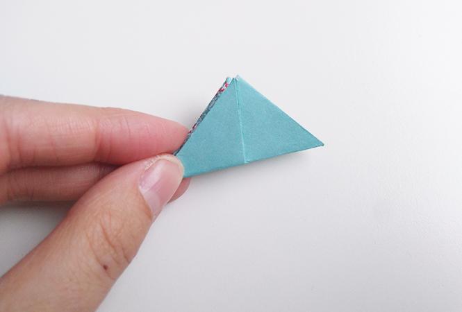 bateau origami