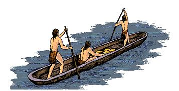 pirogue premier bateau