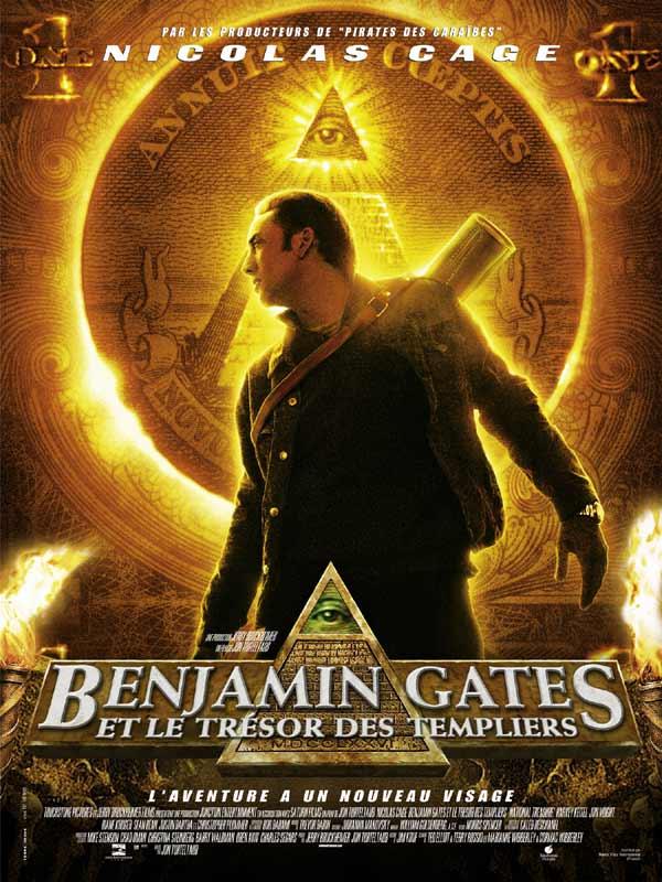 Affiche Benjamin Gates
