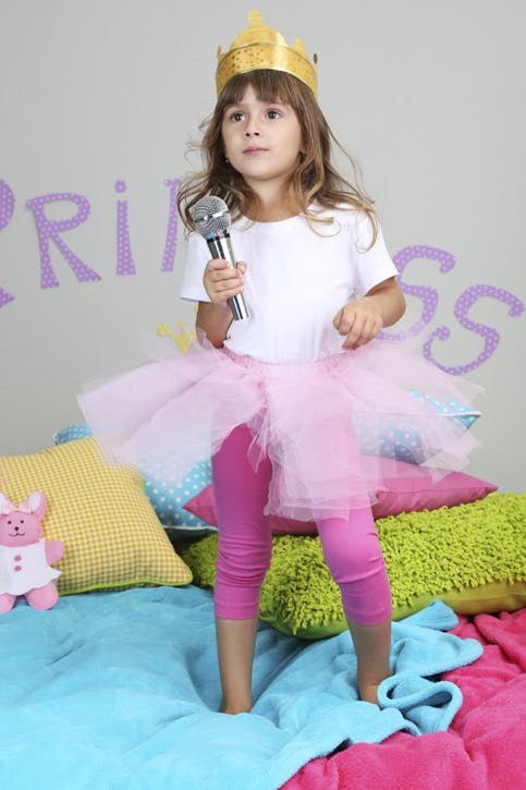 Berceuse pour petites filles sages