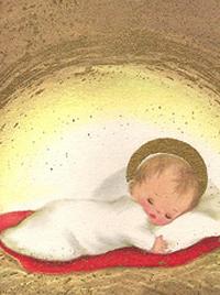 Comptine Bergers l'enfant sommeille
