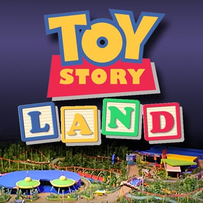 Bientôt un immense parc d'attractions Toy Story Land !