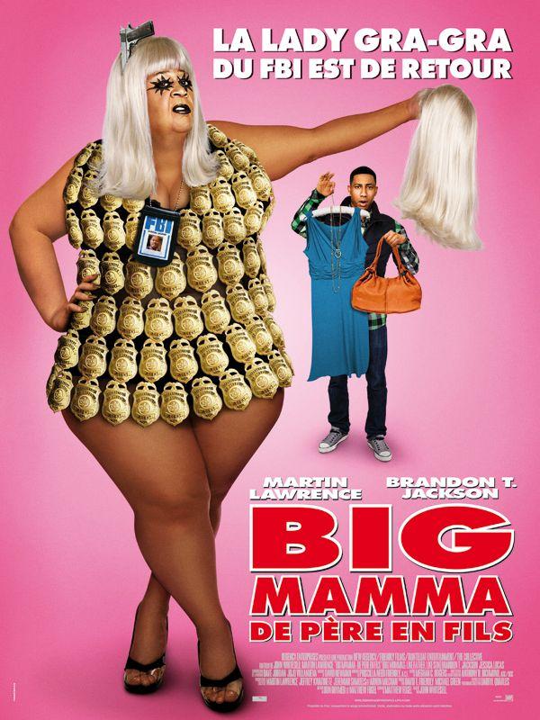 Affiche Big Mama 3 De père en fils