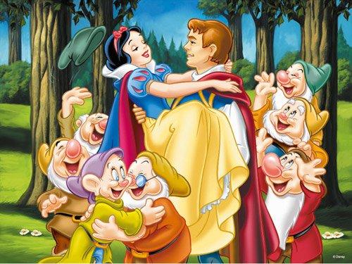 Blanche Neige Et Le Prince Blanche Neige Et Les 7 Nains