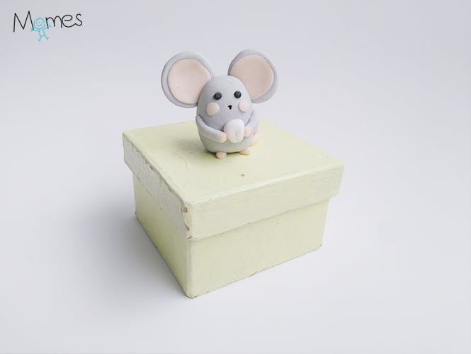 boite à dent souris