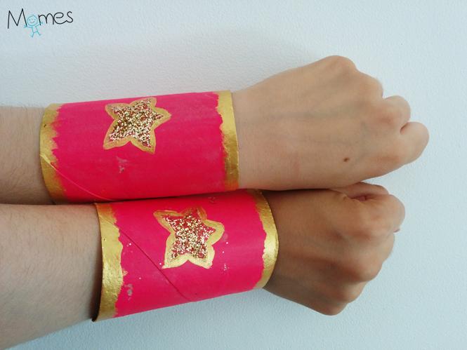 Gut bekannt Des bracelets de super-héros - Momes.net MN18