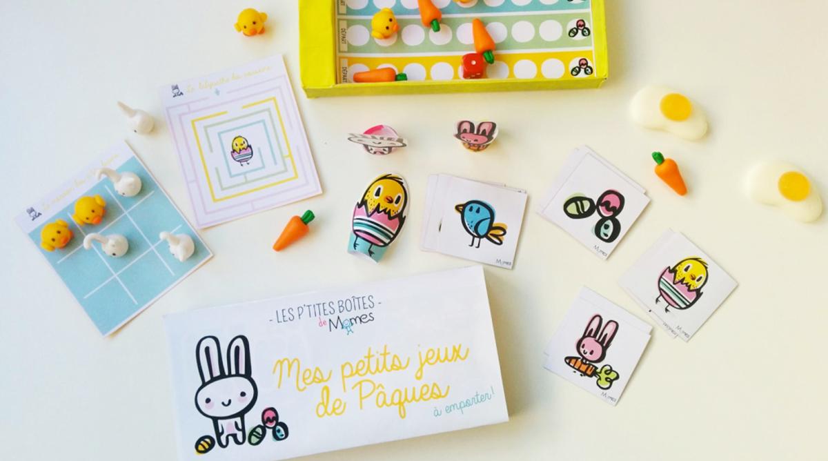 Bricolages et activités de Pâques