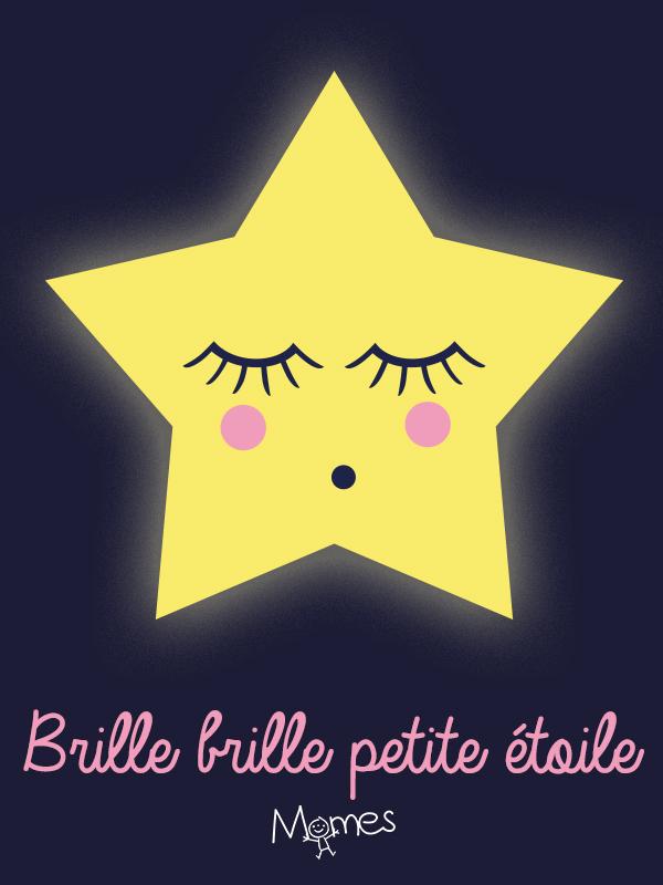 Brille brille petite étoile