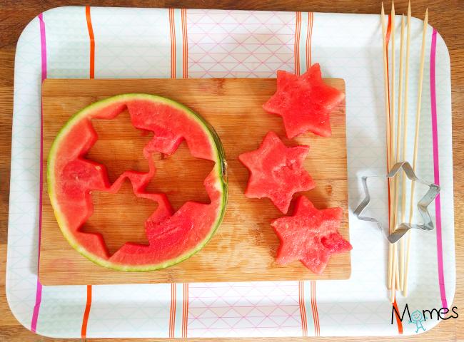 fruits emporte piece