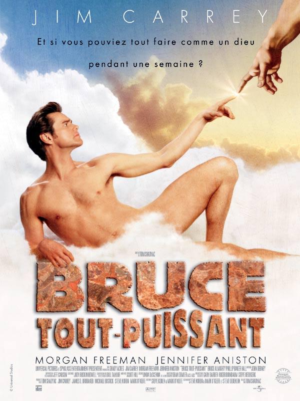 Affiche Bruce Tout Puissant