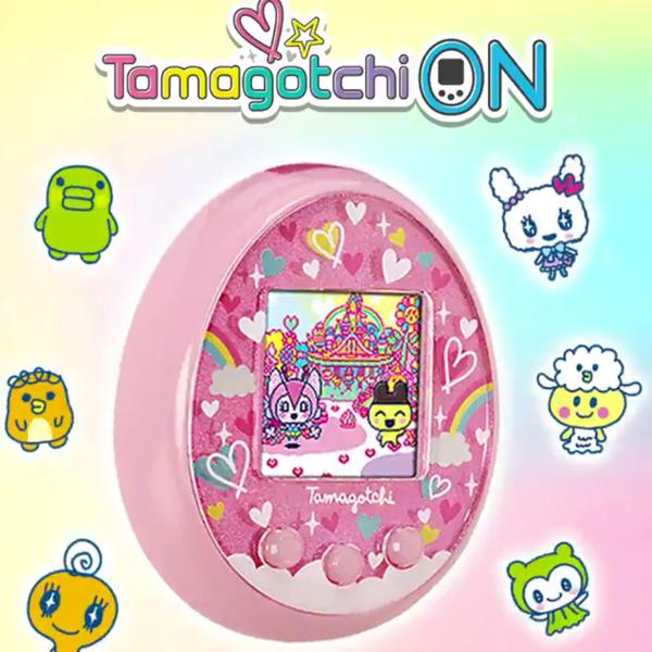 Tamagotchi On Bandai animaux virtuels électroniques connectés