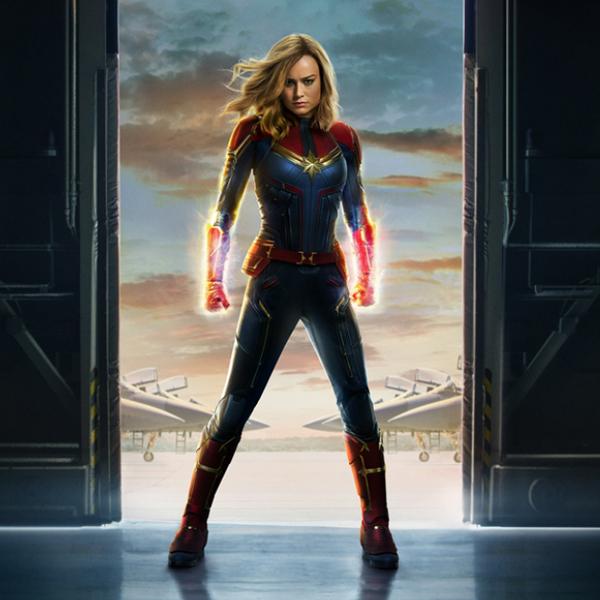 Captain Marvel bande annonce Marvel Disney