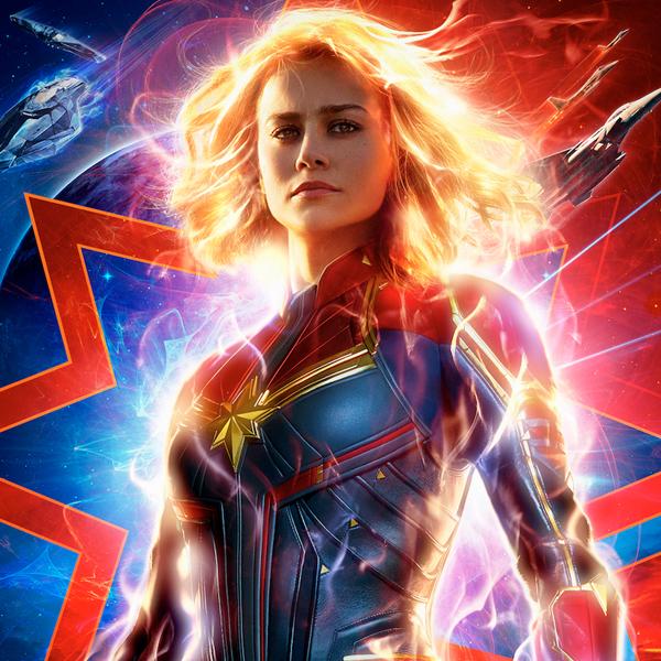 Captain Marvel : une nouvelle bande annonce explosive !