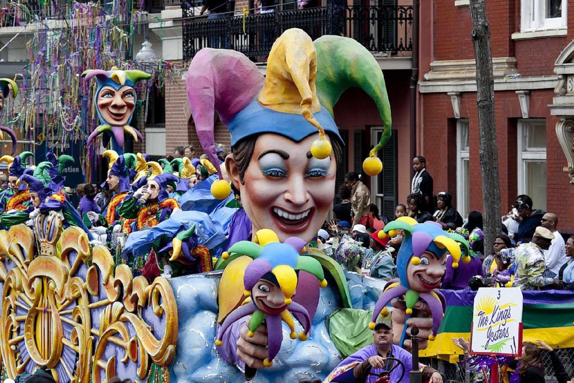 Carnaval à la Nouvelle Orléans