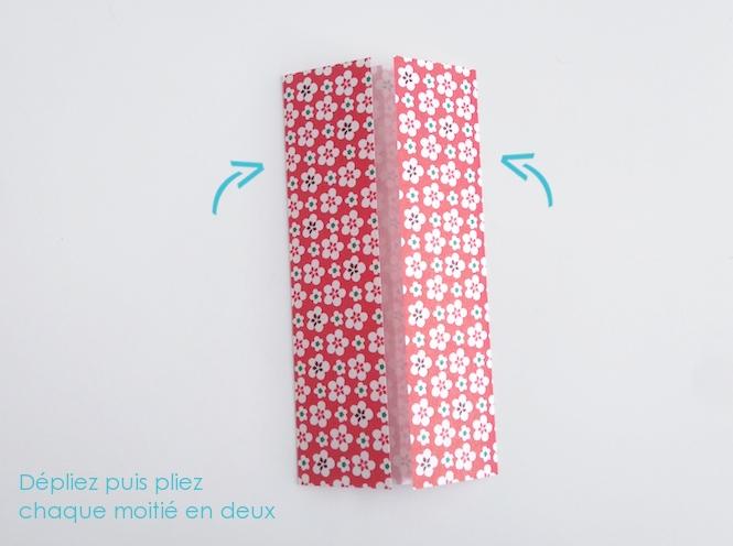 Carte f te des m res une robe en origami - Robe en origami ...
