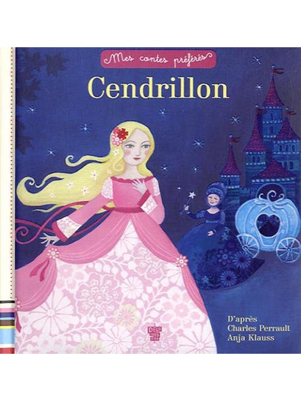 cendrillon couverture