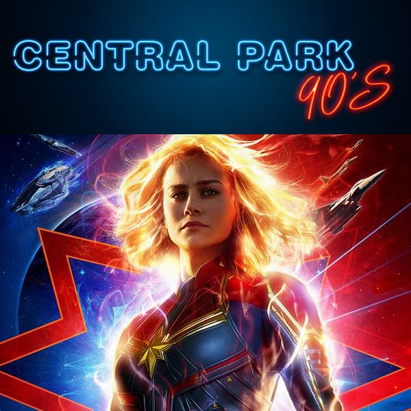 bar restaurant Central Park 90's Captain Marvel Paris années 90