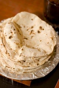 Chapati (galette indienne)