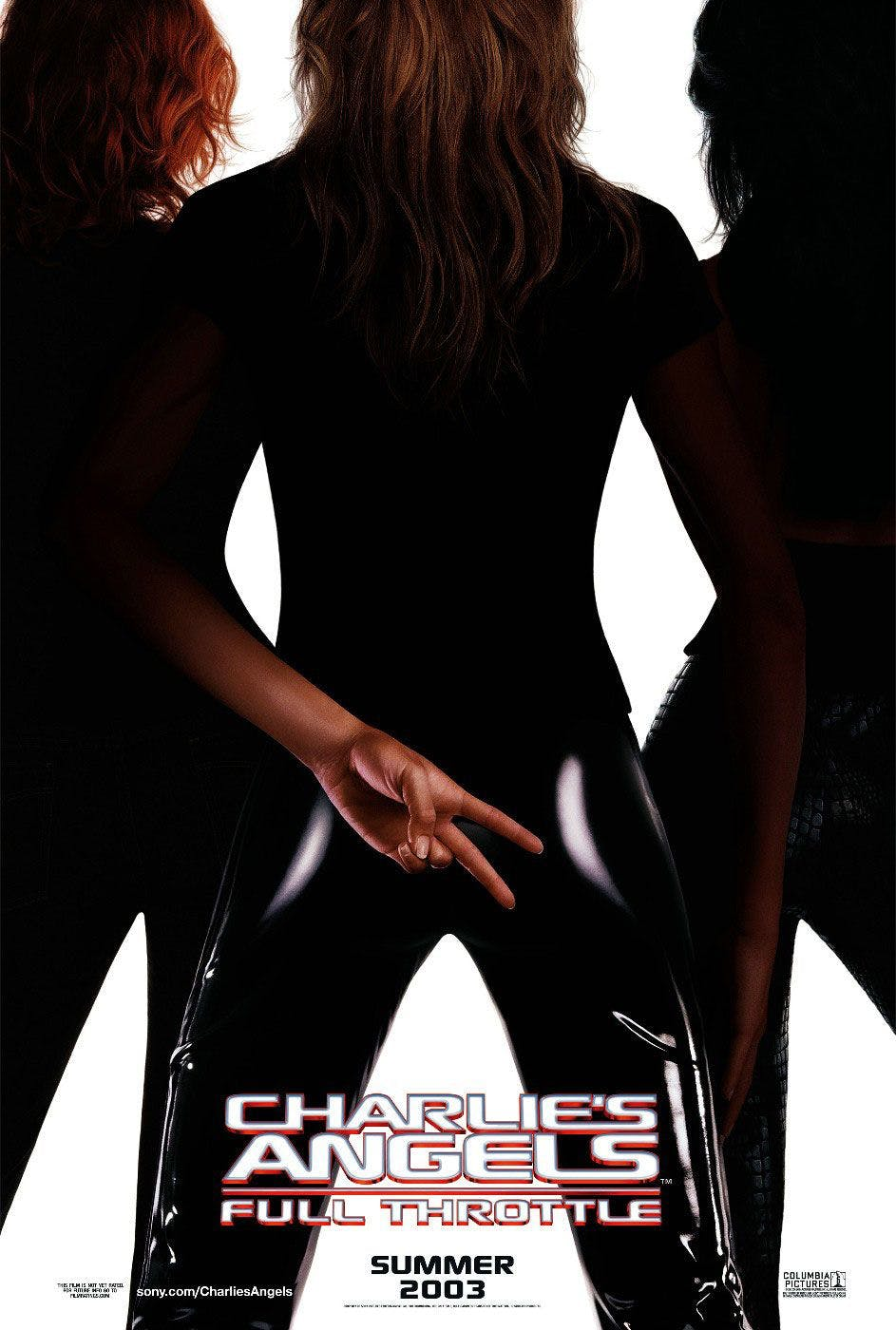 Affiche Charlie's Angels 2