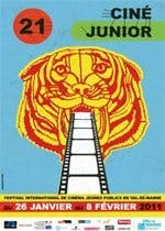 Affiche Ciné Junior 2011