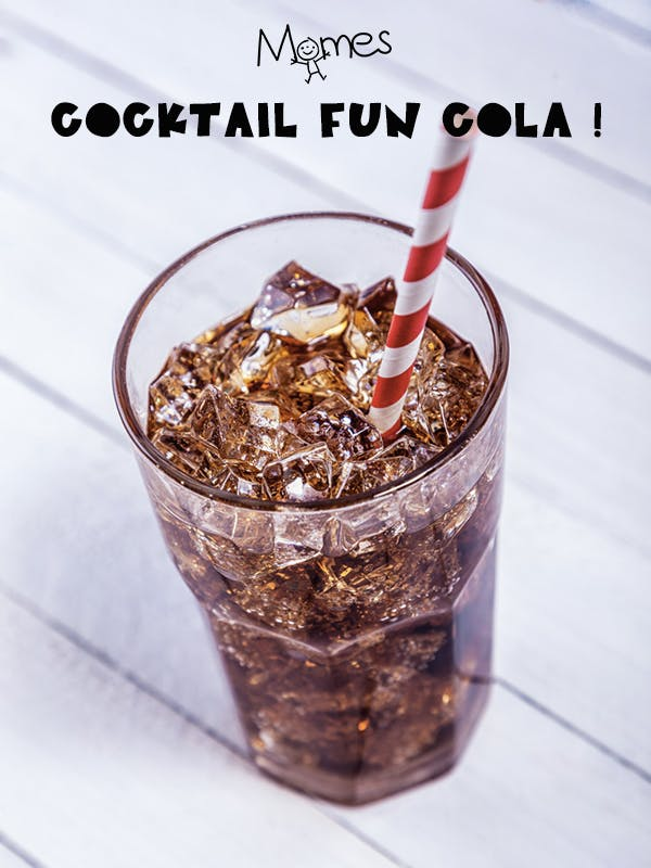 Cocktail Fun Cola