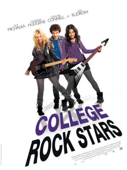 Affiche College Rock Stars