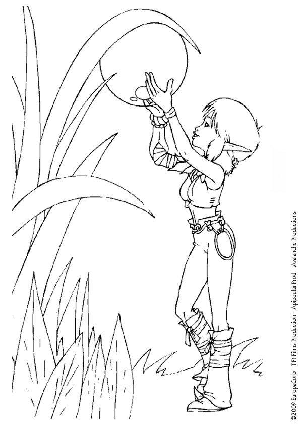 Coloriage Arthur (8)