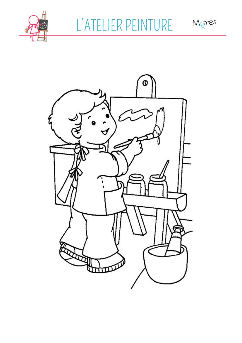 L 39 atelier peinture - Salon du dessin et de la peinture a l eau ...