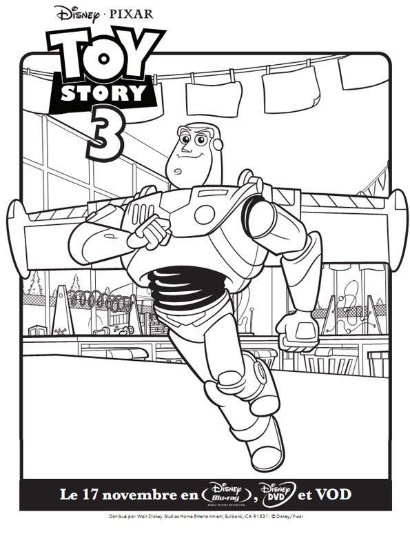 Coloriage Toy Story (4)