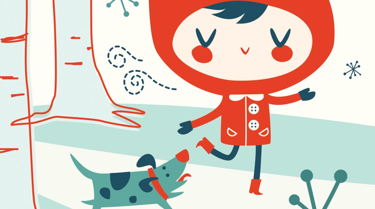 Comptine comptines et chansons pour enfants - Dessin sur l hiver ...