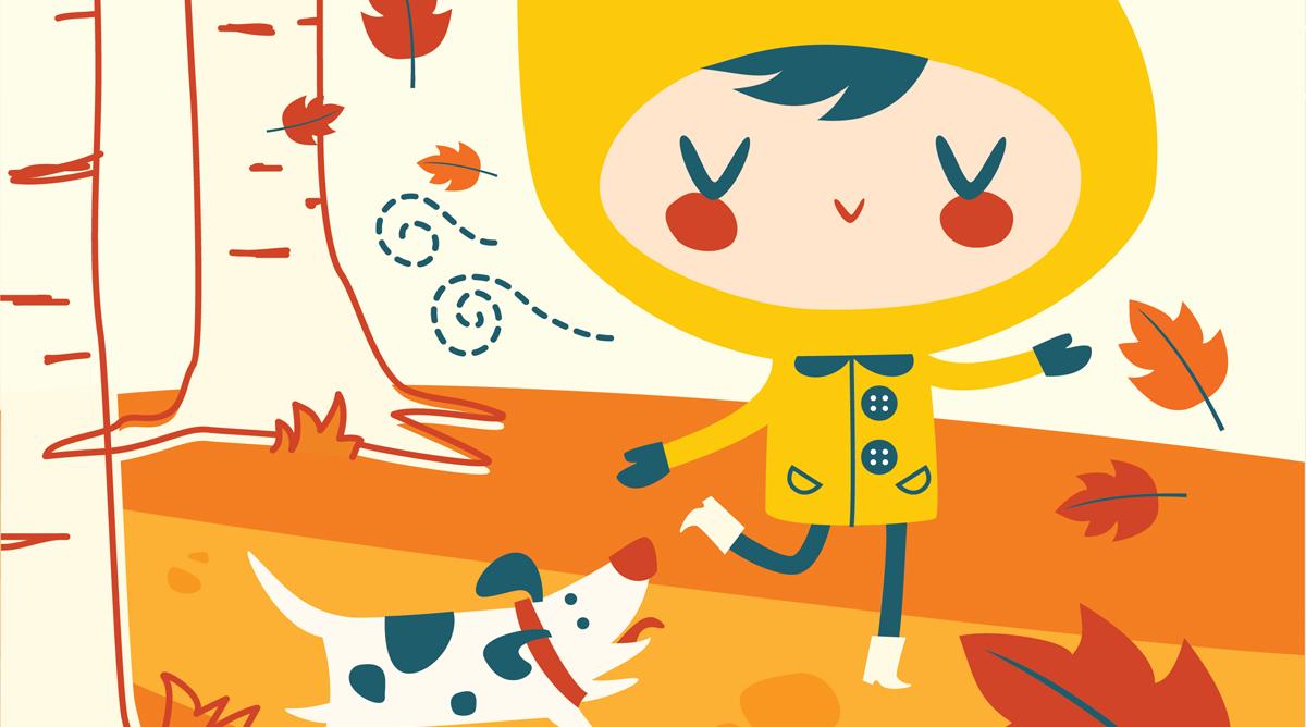 Comptines sur l'automne