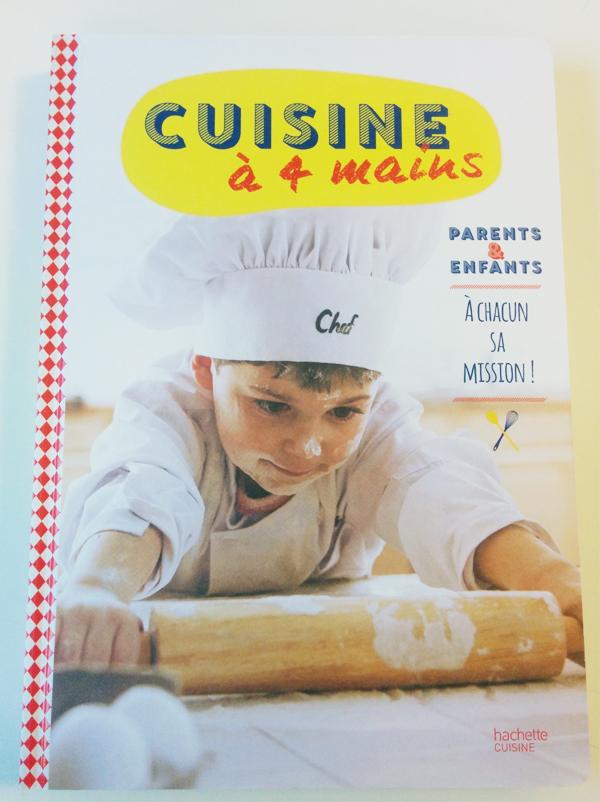 cuisine à 4 mains hachette
