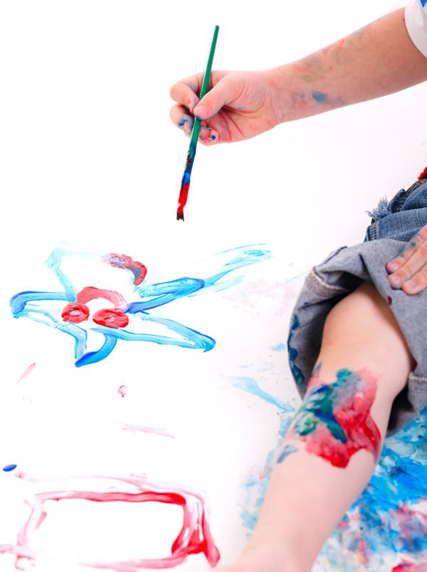 art maternelle espace