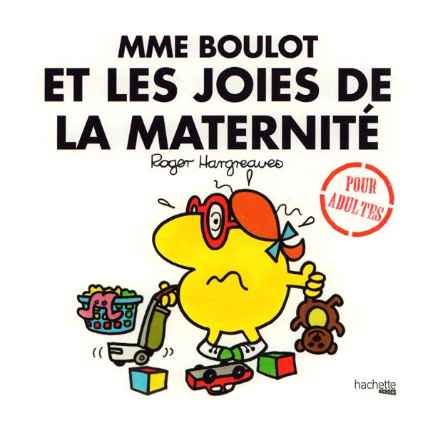 De nouveaux livres Monsieur Madame, mais pour les adultes !