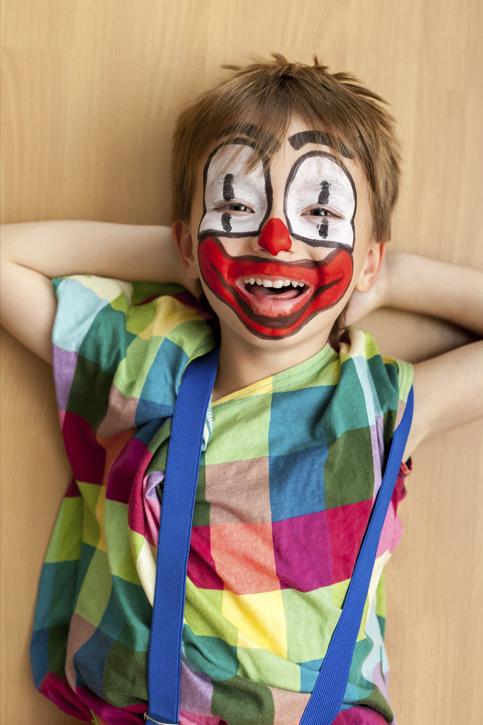 deguisement de clown à faire soi-même