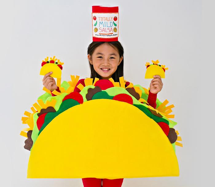 deguisement taco