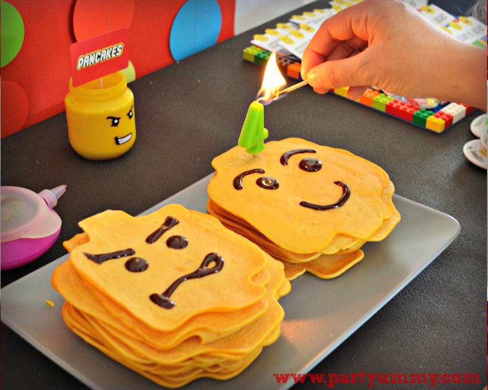 Recette Pan Cake Pour Les Enfants