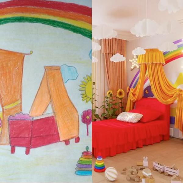 décoration chambre enfants extraordinaires incroyables imagination recréées par designers