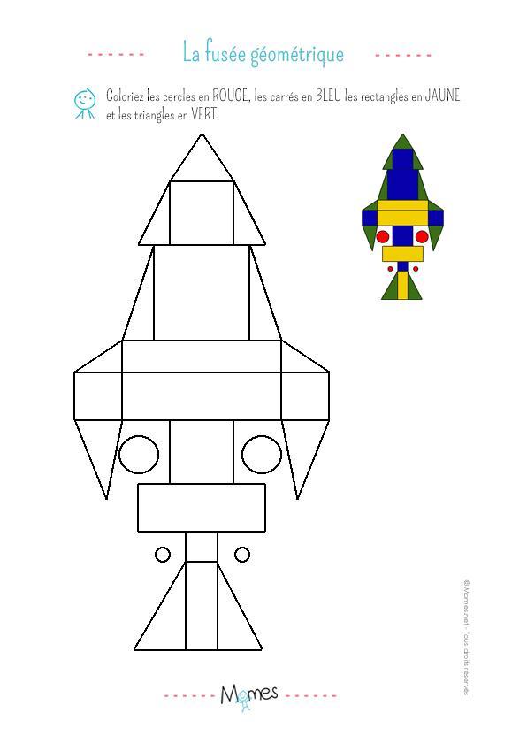 Dessin g om trique exercice niveau 1 for Dessin en forme geometrique