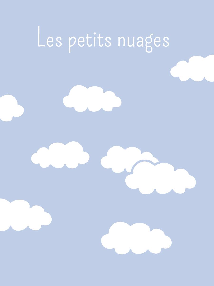 Dessiner des nuages dans le ciel