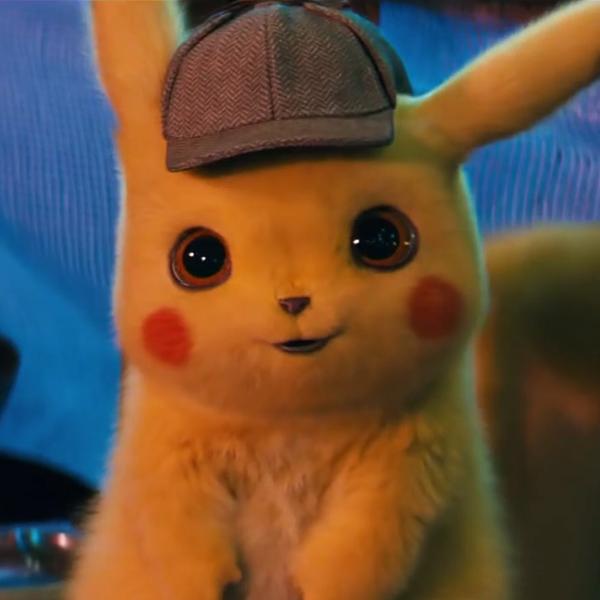 Détective Pikachu : la bande annonce du film Pokémon en live-action enfin dévoilée !