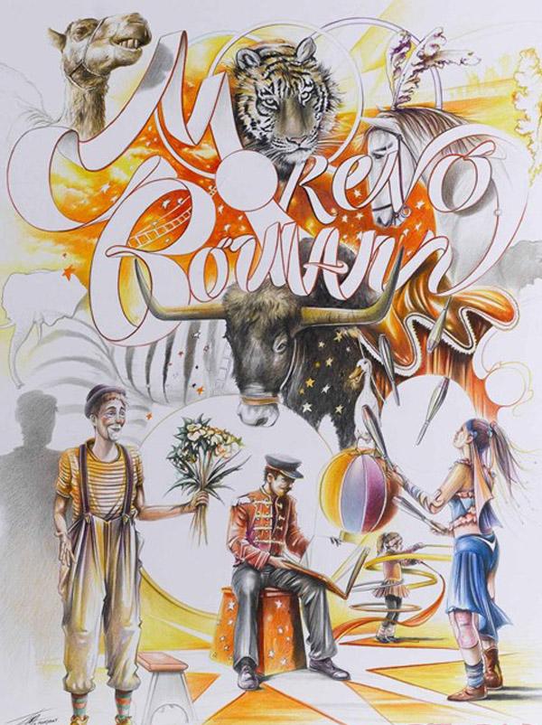 Diana Moreno : Cirque de la Belle Epoque