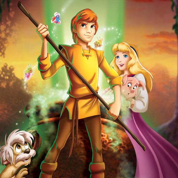 Disney : le remake live-action de Taram et le Chaudron Magique en préparation
